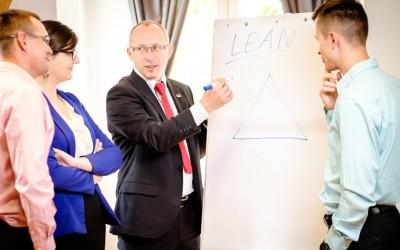 Rekrutacja na studia podyplomowe Lean Management