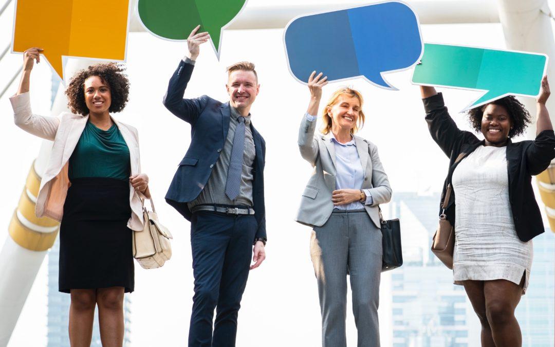 Lepsza komunikacja – mniejsza irytacja! Komunikacja wspierająca rozwój firmy